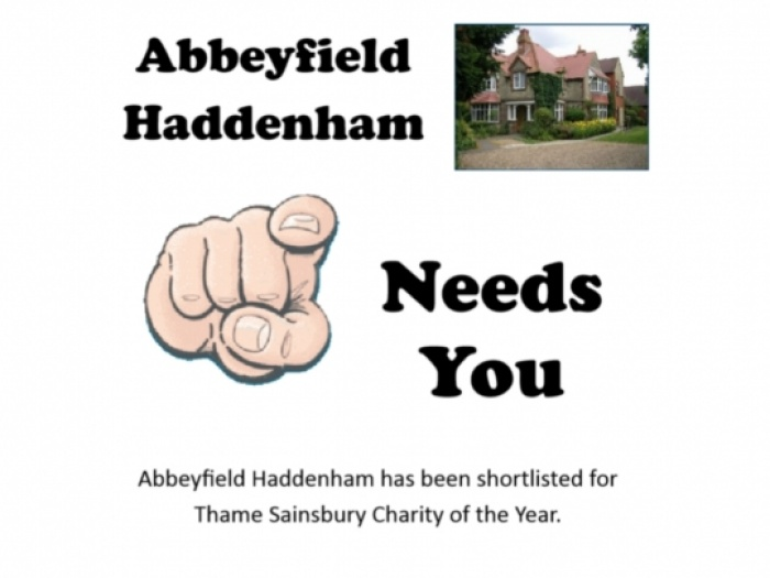 Abbeyfield Charity Poster 02