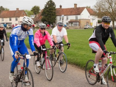 Allezsportives Cycle Ride