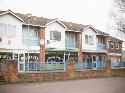Banks Parade Shops