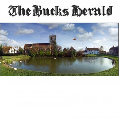 Bucks Herald for Haddm logo