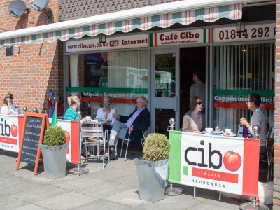 Cafe Cibo Re-opens