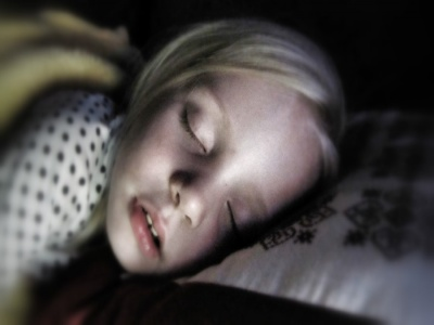 Child at Bedtime 06