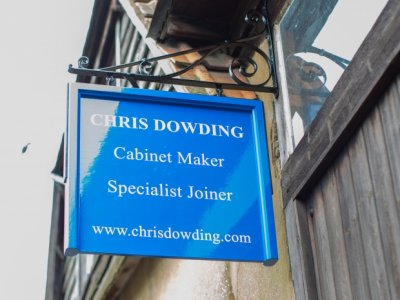 Chris Dowding's Workshop 01