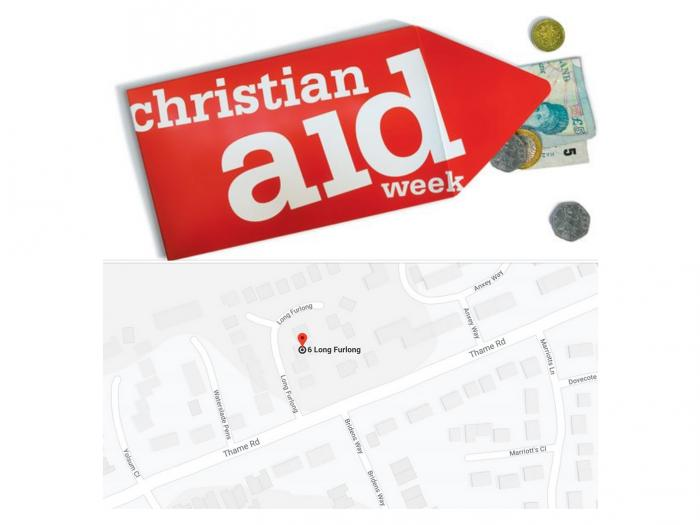 Christian Aid_Envelope Returns