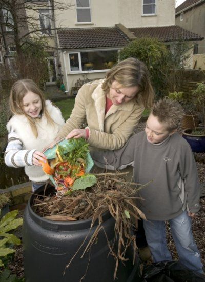 Composting Family