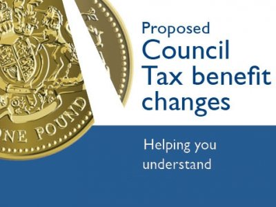 Council Tax Benefit Changes