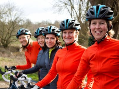 Cycling Ladies