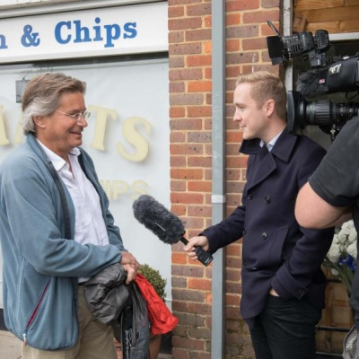 David Truesdale interviewed by BBC South