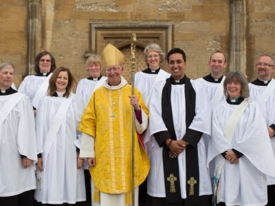 Deacons Ordained in June 2013
