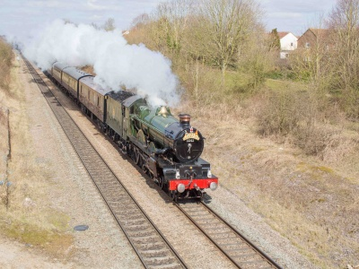Earl of Mount Edgcumbe - No. 5043
