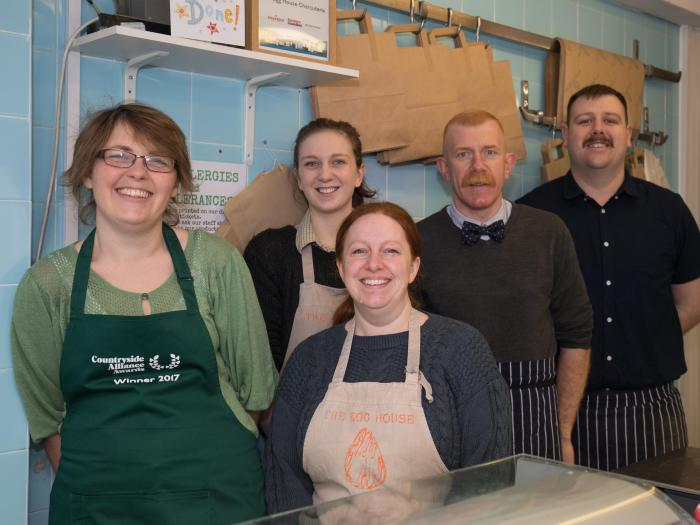 Egg House Butchery Team