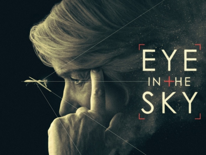 Eye-in-the-Sky Poster