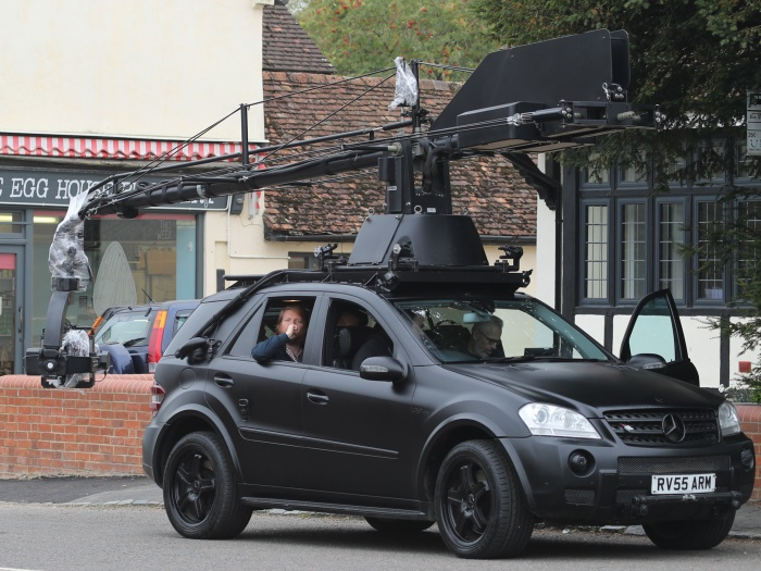 Filming Vehicle 01