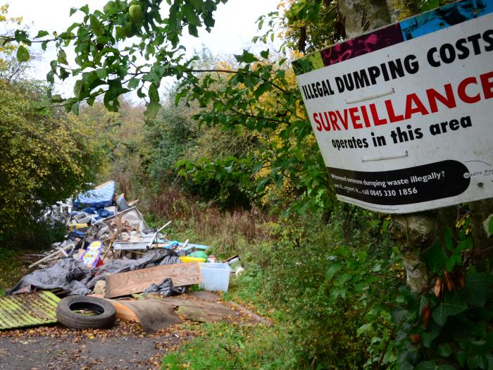 Fly Tipping Bucks 01