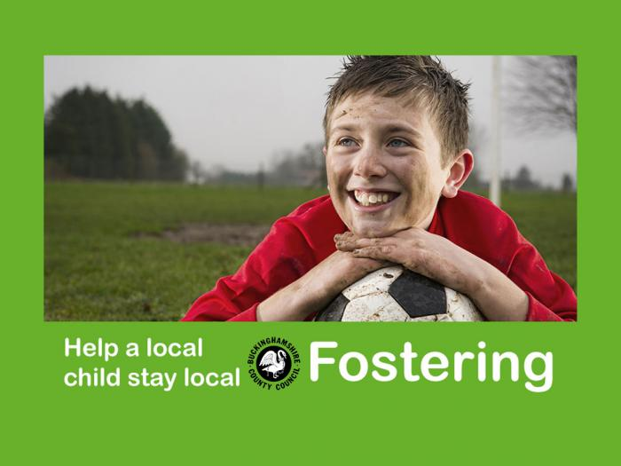 Fostering poster