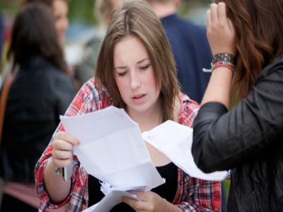 GCSE Results 03