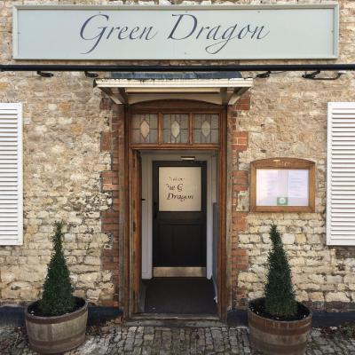 Green Dragon Front Door image