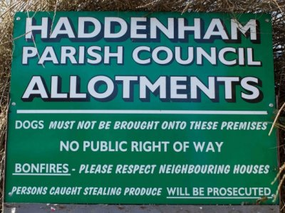 Haddenham Allotments