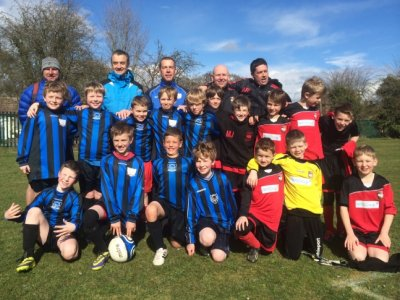 Haddenham/ Aylesbury FC Coaches and Players