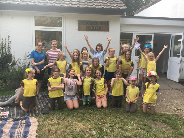 Haddenham Brownies