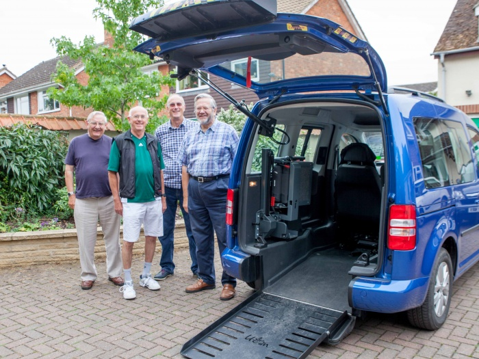 Haddenham Community Vehicle 01
