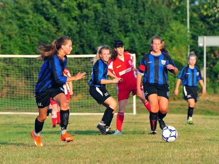 Haddenham Ladies Football 04