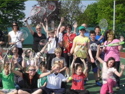 Haddenham Tennis Club