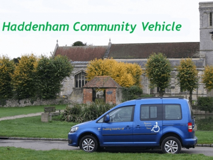 Haddenham_Community_Vehicle