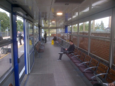Haddm & Thame Parkway Station 1