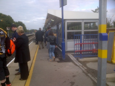 Haddm & Thame Parkway station 2