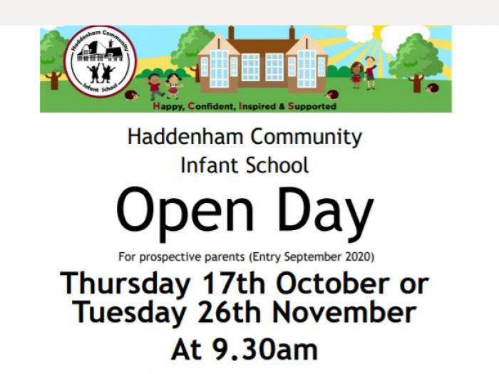 HCIS Open Day 2019