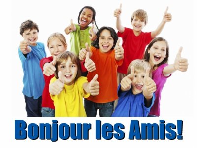 Kids Learn French