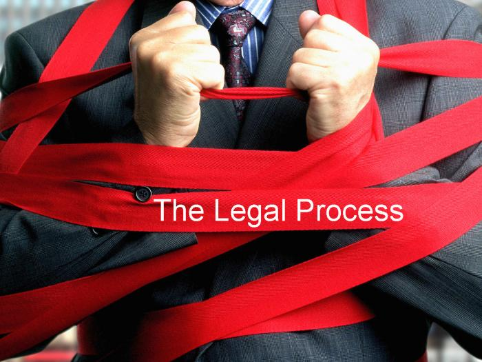Legal Red Tape