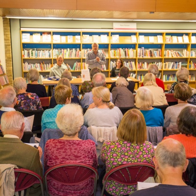 Library AGM 2016