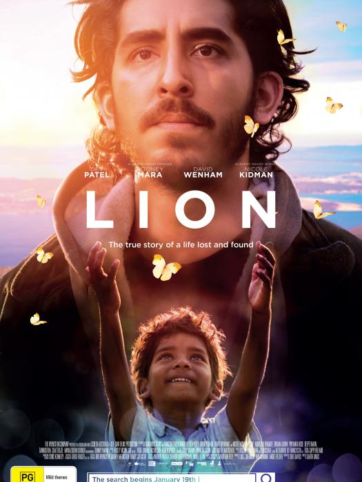 Lion poster 03