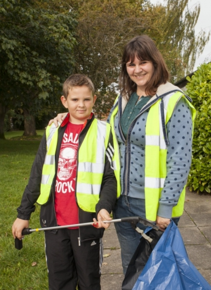 Litter Pick_Oct15 01