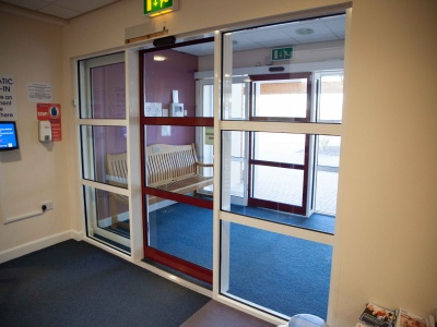 Medical Centre New Doors