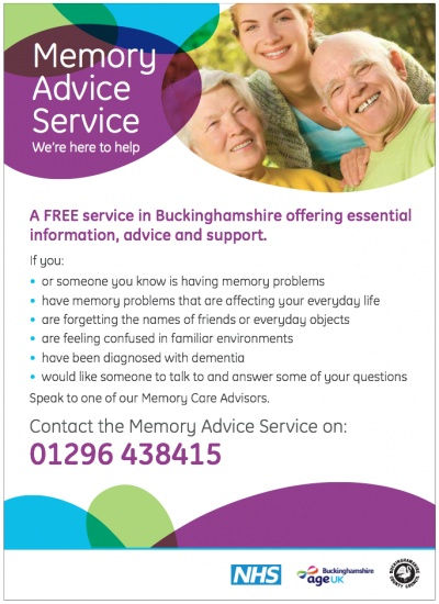 Memory Loss Service Poster