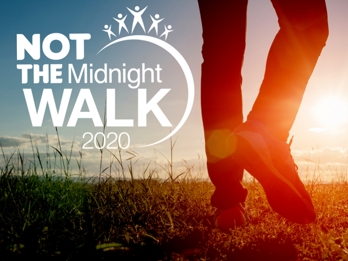 NTMNW Walk with logo