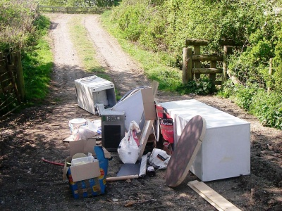 O'Neill Fly Tipping