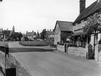 Old Haddenham ca1900