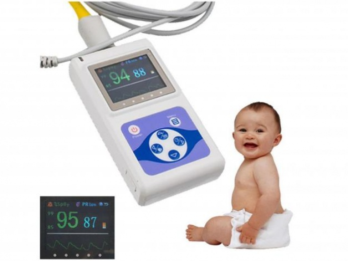 Paediatric SATS Monitor