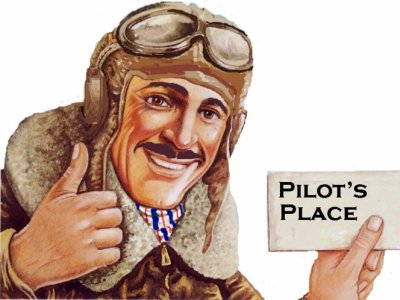 Pilots Place Graphic