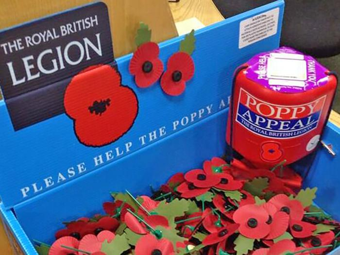 Poppy Appeal Collectors 02