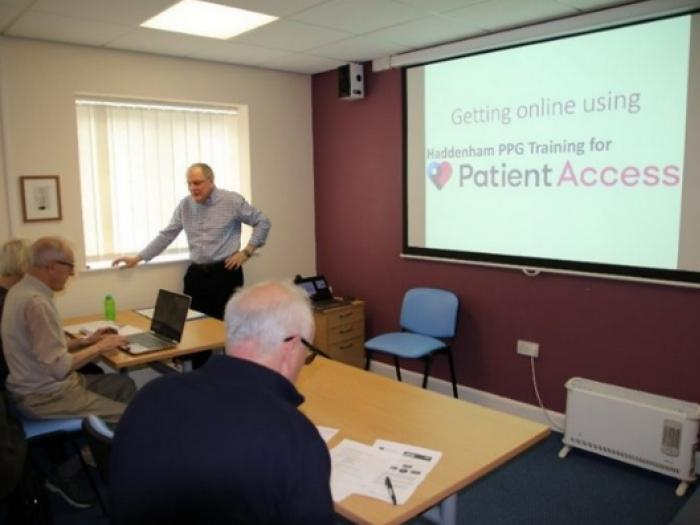 PPG Patient Access Workshop