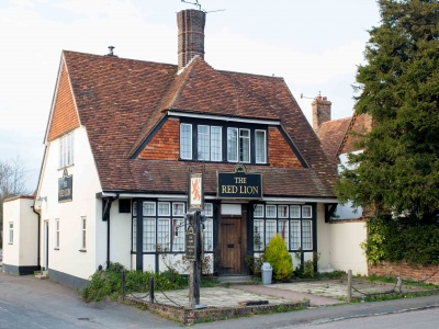 Red Lion Haddenham