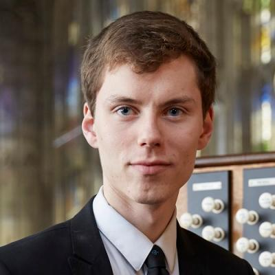 Richard Gowers organist