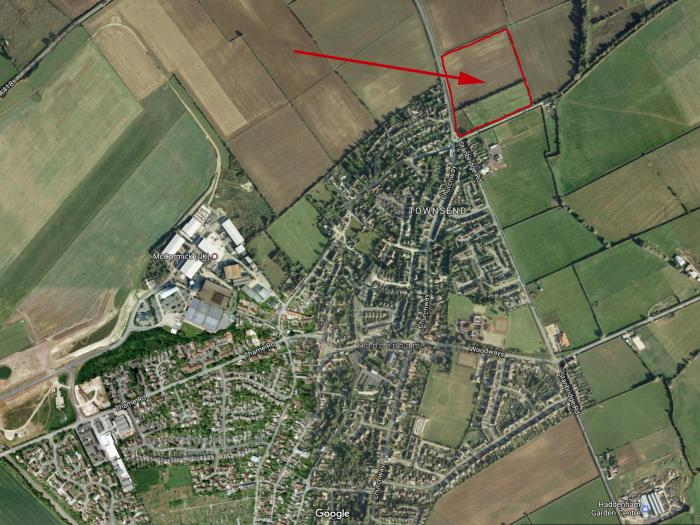 Richborough's Proposed Devt