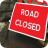 Roadworks_Road Closed Sign 01