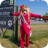 Ruby the Garden Centre Scarecrow